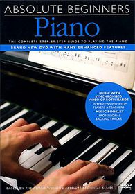 Absolute Beginners-Piano - (Import DVD)