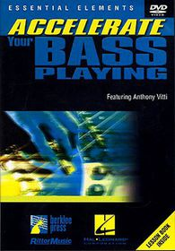 Accelerate Your Bass Playing - (Import DVD)