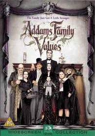 Addams Family Values - (Import DVD)