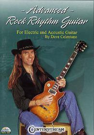 Advanced Rock Rhythm Guitar - (Import DVD)