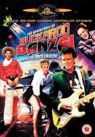 The Adventures of Buckaroo Banzai Across the 8th Dimension - (Import DVD)