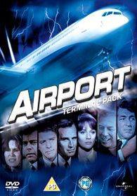 Airport Terminal Pack (4 Discs) - (Import DVD)