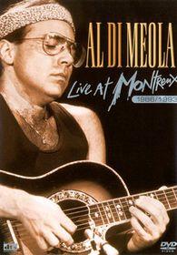 Al Di Meola-Montreux 86/89/93 - (Import DVD)