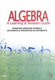 Algebra-Learning/Revision 2 - (Import DVD)