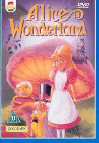 Alice In Wonderland (Tempo) - (Import DVD)