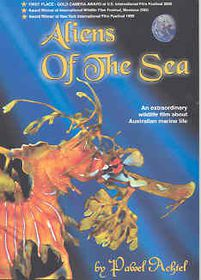 Aliens of the Sea - (Import DVD)