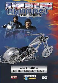 American Chopper-Jet Bike (From Series 1) - (Import DVD)