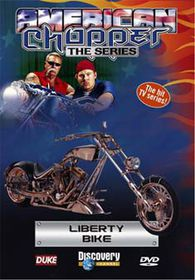 American Chopper-Liberty Bike (From Series 2) - (Import DVD)