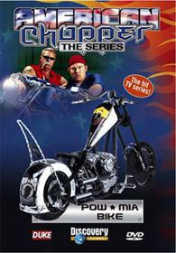 American Chopper-Pow/Mia Bike (From Series 2) - (Import DVD)