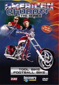 American Chopper-Tool Bike/Foo (From Series 2) - (Import DVD)