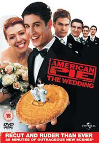 American Pie-The Wedding(Sale) - (Import DVD)