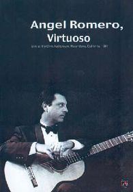 Angel Romero,Virtuso - (Import DVD)