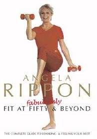 Angela Rippon-Fit At Fifty - (Import DVD)