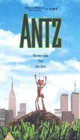 Antz - (Australian Import DVD)