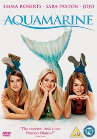 Aquamarine - (Import DVD)