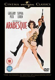 Arabesque - (Import DVD)