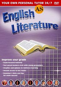 As English Literature Revision (Interactive) - (Import DVD)