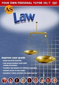 As Law Revision (Interactive) - (Import DVD)