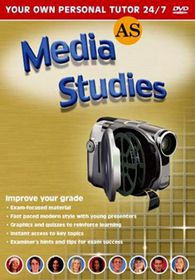 As Media Studies Revision (Interactive) - (Import DVD)
