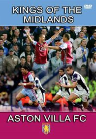 Aston Villa - Kings of the Midlands - (Import DVD)