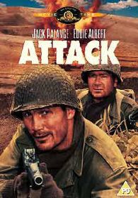 Attack! (Lee Marvin) - (Import DVD)