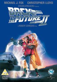 Back To the Future 2 - (Import DVD)