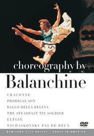 Balanchine-Chaconne/Prodigal S - (Import DVD)
