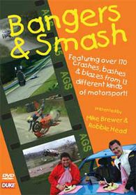 Bangers & Smash-Mike Brewer - (Import DVD)