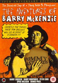 Barry Mckenzie-Advs.Of - (Import DVD)