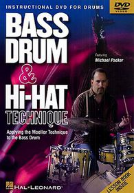 Bass Drum And Hi-Hat Technique - (Import DVD)
