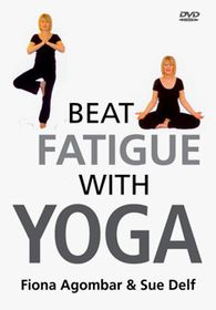 Beat Fatigue with Yoga - (Region 1 Import DVD)