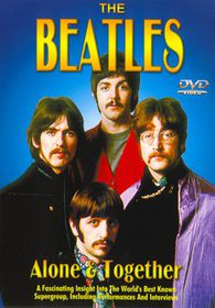 Beatles-Alone & Together - (Import DVD)