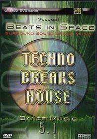 Beats In Space-Techno Breaks - (Import DVD)