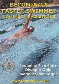 Becoming A Faster Swimmer 2 (Backstroke) - (Import DVD)