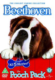 Beethoven 1-5 Box Set (5 Discs) - (Import DVD)