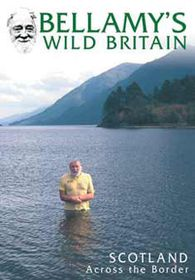 Bellamy's Wild Britain-Borders - (Import DVD)