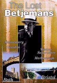 Betjemans-Lost Betjemans - (Import DVD)