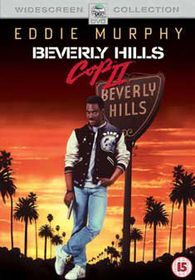 Beverly Hills Cop 2 - (Import DVD)