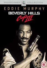 Beverly Hills Cop 3 - (Import DVD)