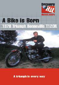 Bike Is Born-Triumph Bonnevil. - (Import DVD)