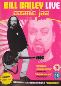 Bill Bailey-Cosmic/Bewildernes - (Import DVD)