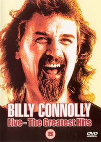 Billy Connolly-Best Bits Live - (Import DVD)