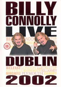Billy Connolly - Live 2002 - (Import DVD)