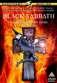 Black Sabbath Story, The - vol 2 - (Australian Import DVD)
