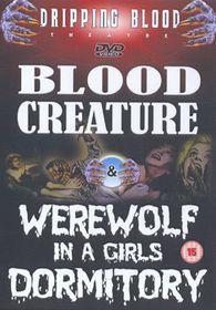 Blood Creature/Werewolf In A G (2 Films On 1) - (Import DVD)