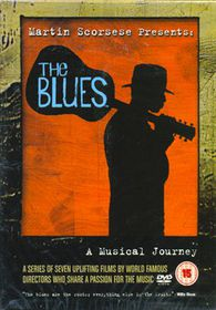 Blues Box Set (Martin Scorsese-7 Discs) - (Import DVD)