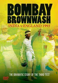 Bombay Brownwash 1993 (India V England 1993) - (Import DVD)