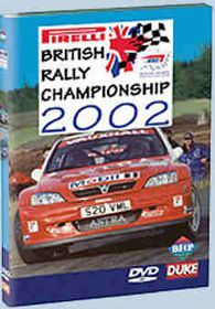 British Rally Champ/Ship 2002 - (Import DVD)