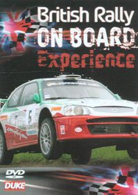 British Rally On Board Exper. - (Import DVD)