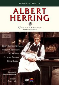 Britten-Albert Herring (Glyndebourne) - (Import DVD)